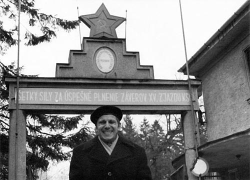 Rudolf Sloboda opúšťa protialkoholickú liečebňu