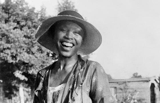 Zora Neale Hurstonová (Florida, 1935)