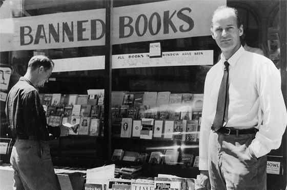 Lawrence Ferlinghetti (1955)