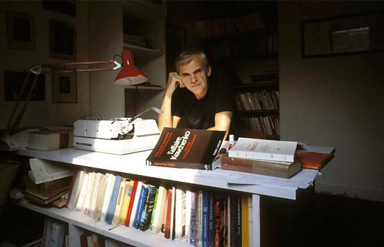 Milan Kundera (Paríž 1984)