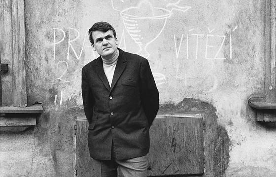 Milan Kundera (Praha 1967)