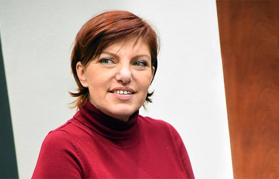 Alena Mornštajnová v Brne