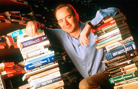 Jeff Bezos 1997