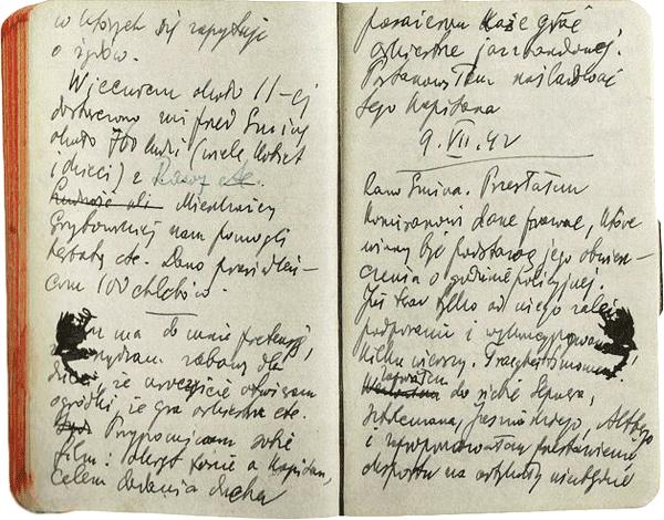 Zápisky Adama Czerniakówa z Varšavského geta