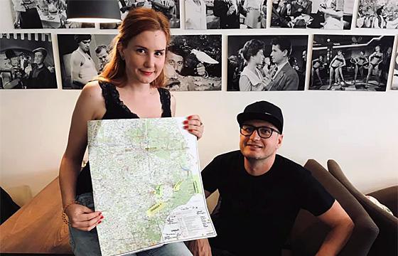Alena Sabuchová a Robert Tappert
