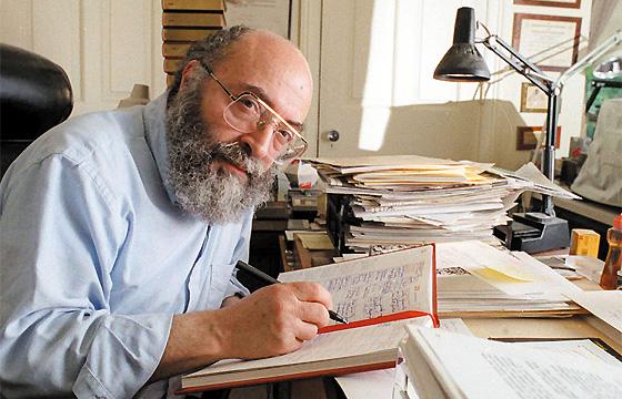 Chaim Potok (1990)