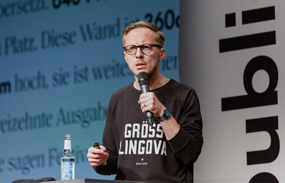 Michal Hvorecký na Re: publica19