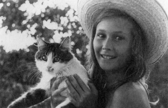 Angelika ako tínedžerka v Bulharsku
