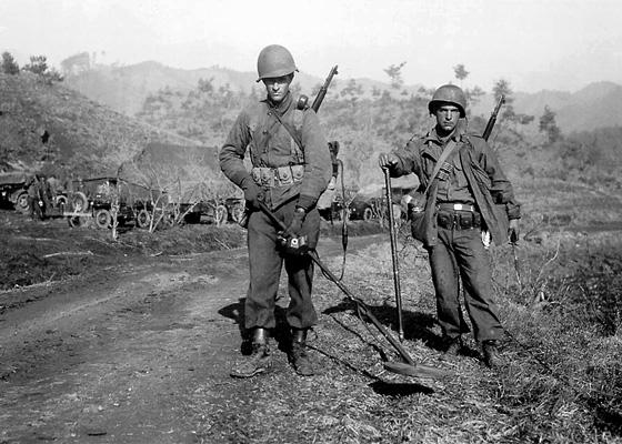 Americkí vojaci v Kórei